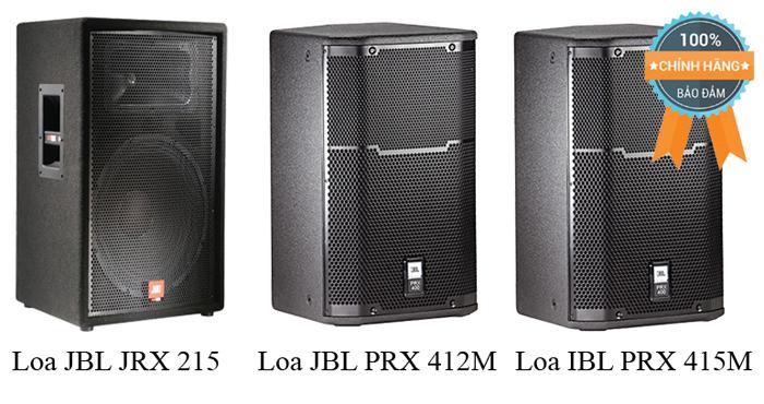 Loa thùng IBL hàng chính hãng 1 bass 1 treble